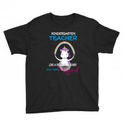 kindergarten teacher cute magical unicorn Youth Tee | Artistshot