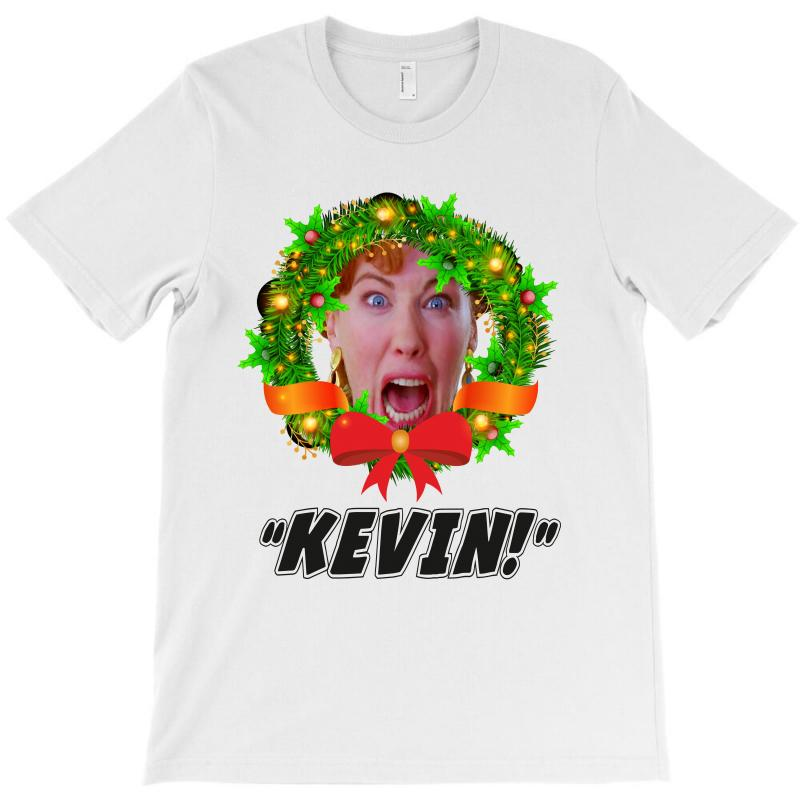 Kate Mccallister Kevin Christmas T-shirt | Artistshot