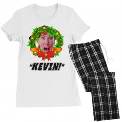 kate mccallister kevin christmas Women's Pajamas Set | Artistshot