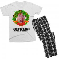 kate mccallister kevin christmas Men's T-shirt Pajama Set | Artistshot