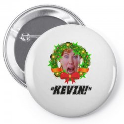kate mccallister kevin christmas Pin-back button | Artistshot