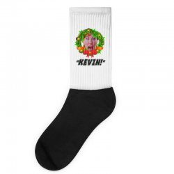 kate mccallister kevin christmas Socks | Artistshot
