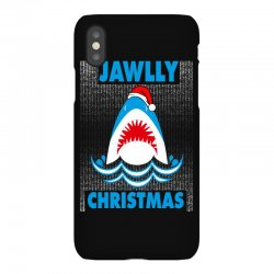 jaws christmas iPhoneX Case | Artistshot
