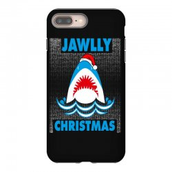 jaws christmas iPhone 8 Plus Case | Artistshot