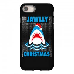 jaws christmas iPhone 8 Case | Artistshot