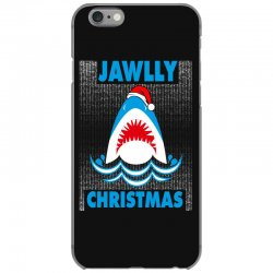 jaws christmas iPhone 6/6s Case | Artistshot