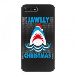 jaws christmas iPhone 7 Plus Case | Artistshot