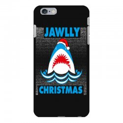 jaws christmas iPhone 6 Plus/6s Plus Case | Artistshot