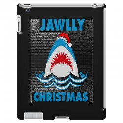 jaws christmas iPad 3 and 4 Case | Artistshot