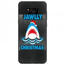 jaws christmas Samsung Galaxy S8 Case | Artistshot