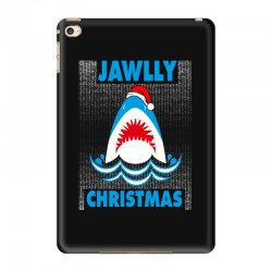 jaws christmas iPad Mini 4 Case | Artistshot