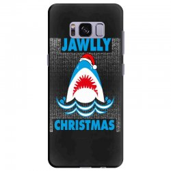 jaws christmas Samsung Galaxy S8 Plus Case | Artistshot