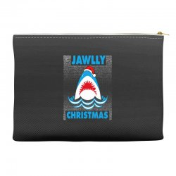 jaws christmas Accessory Pouches | Artistshot