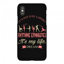Rhythmic gymnastics - Motivational iPhoneX | Artistshot