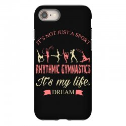 Rhythmic gymnastics - Motivational iPhone 8 | Artistshot