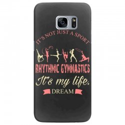 Rhythmic gymnastics - Motivational Samsung Galaxy S7 Edge | Artistshot