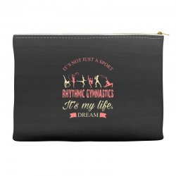Rhythmic gymnastics - Motivational Accessory Pouches | Artistshot