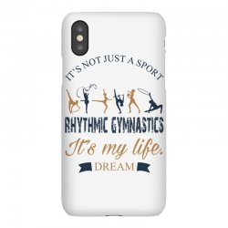 Rhythmic gymnastics - Motivational iPhoneX Case | Artistshot
