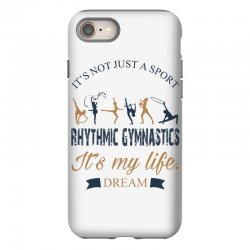 Rhythmic gymnastics - Motivational iPhone 8 Case | Artistshot