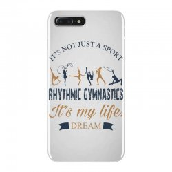 Rhythmic gymnastics - Motivational iPhone 7 Plus Case | Artistshot