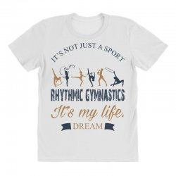 Rhythmic gymnastics - Motivational All Over Women's T-shirt | Artistshot