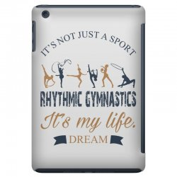 Rhythmic gymnastics - Motivational iPad Mini Case | Artistshot