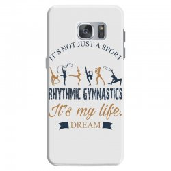 Rhythmic gymnastics - Motivational Samsung Galaxy S7 Case | Artistshot