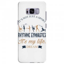 Rhythmic gymnastics - Motivational Samsung Galaxy S8 Plus Case | Artistshot
