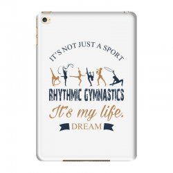 Rhythmic gymnastics - Motivational iPad Mini 4 Case | Artistshot