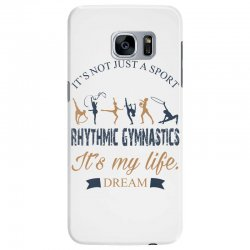 Rhythmic gymnastics - Motivational Samsung Galaxy S7 Edge Case | Artistshot