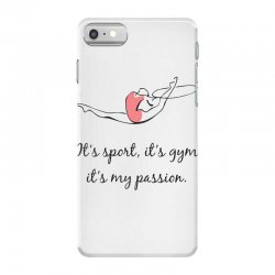 Rhythmic gymnastics - Motivational iPhone 7 Case | Artistshot