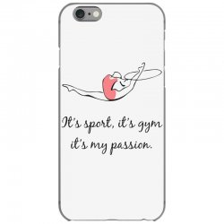 Rhythmic gymnastics - Motivational iPhone 6/6s Case | Artistshot