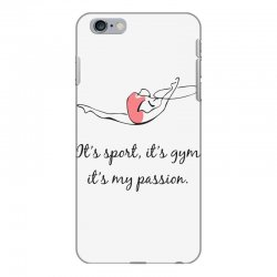 Rhythmic gymnastics - Motivational iPhone 6 Plus/6s Plus Case | Artistshot
