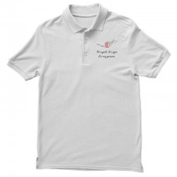 Rhythmic gymnastics - Motivational Polo Shirt | Artistshot