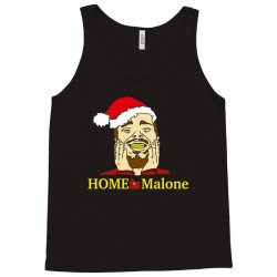 home malone christmas sweatshirt Tank Top | Artistshot