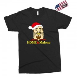 home malone christmas sweatshirt Exclusive T-shirt | Artistshot