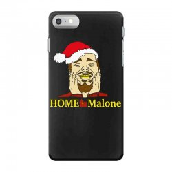 home malone christmas sweatshirt iPhone 7 Case | Artistshot