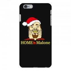 home malone christmas sweatshirt iPhone 6 Plus/6s Plus Case | Artistshot