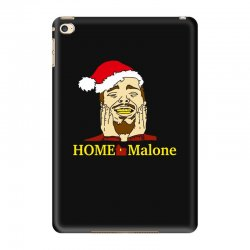 home malone christmas sweatshirt iPad Mini 4 | Artistshot