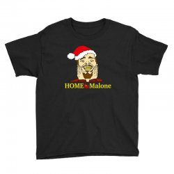 home malone christmas sweatshirt Youth Tee | Artistshot