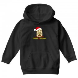 home malone christmas sweatshirt Youth Hoodie | Artistshot