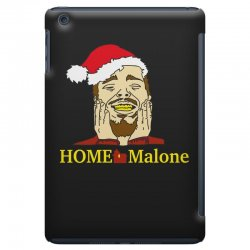 home malone christmas sweatshirt iPad Mini Case | Artistshot