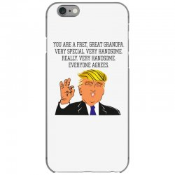 grandpa donald trump coffee iPhone 6/6s Case | Artistshot