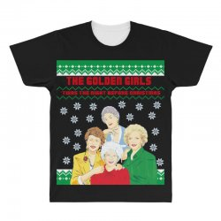 golden girls  may all your christmas All Over Men's T-shirt | Artistshot