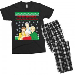 golden girls  may all your christmas Men's T-shirt Pajama Set | Artistshot