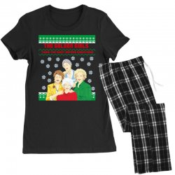golden girls  may all your christmas Women's Pajamas Set | Artistshot
