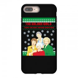 golden girls  may all your christmas iPhone 8 Plus | Artistshot