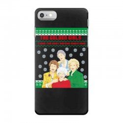 golden girls  may all your christmas iPhone 7 Case | Artistshot