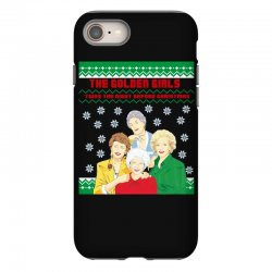 golden girls  may all your christmas iPhone 8 | Artistshot