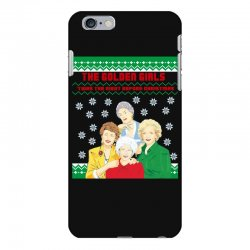 golden girls  may all your christmas iPhone 6 Plus/6s Plus Case | Artistshot